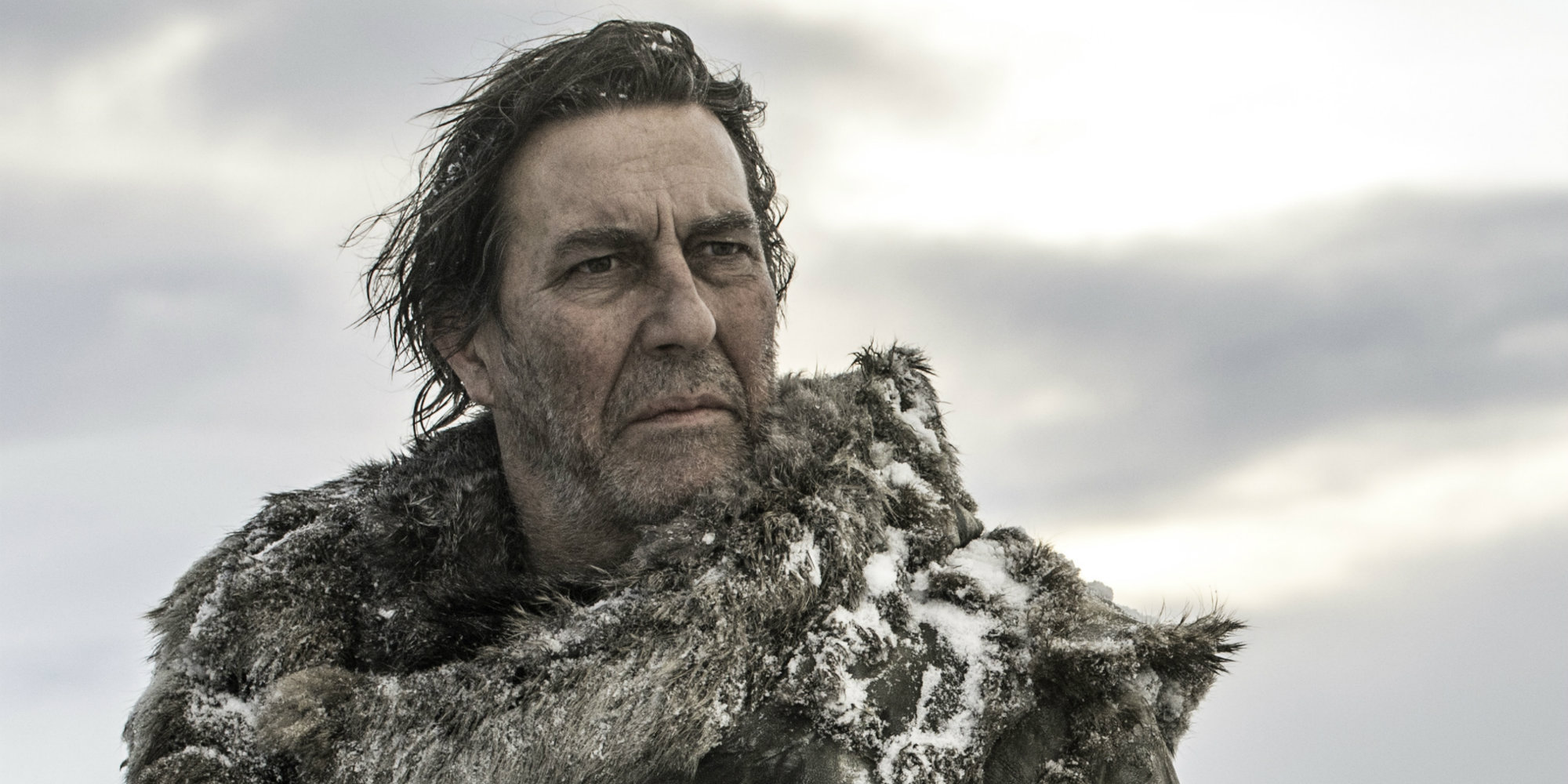 Game of Thrones - Ciarán Hinds as Mance Rayder