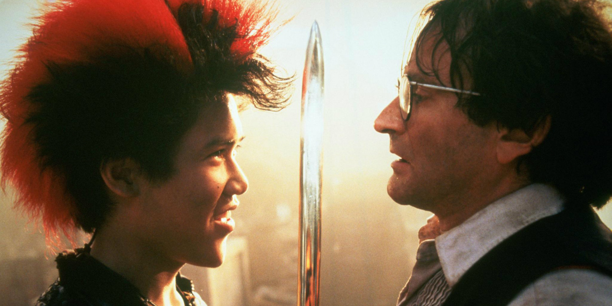 Rufio Actor Leading Hook Prequel Kickstarter: Bangarang
