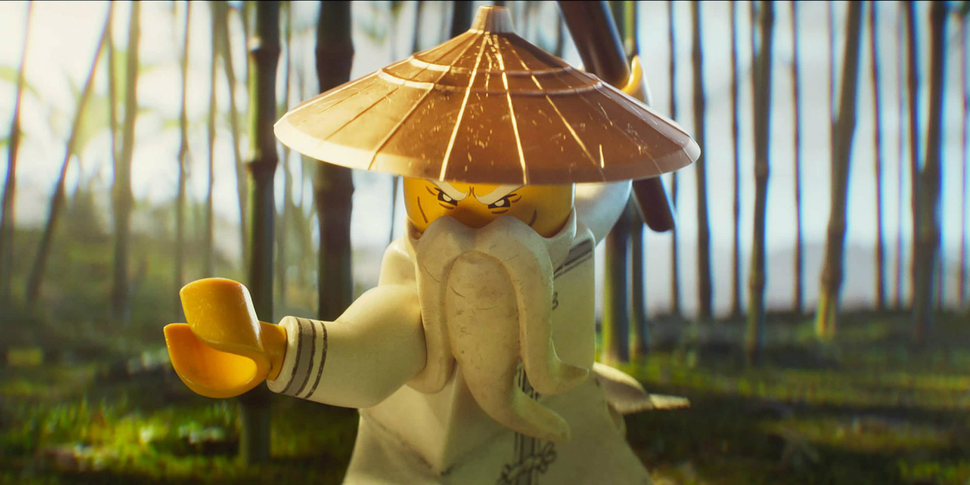 The LEGO Ninjago Movie - Master Wu (Jackie Chan)