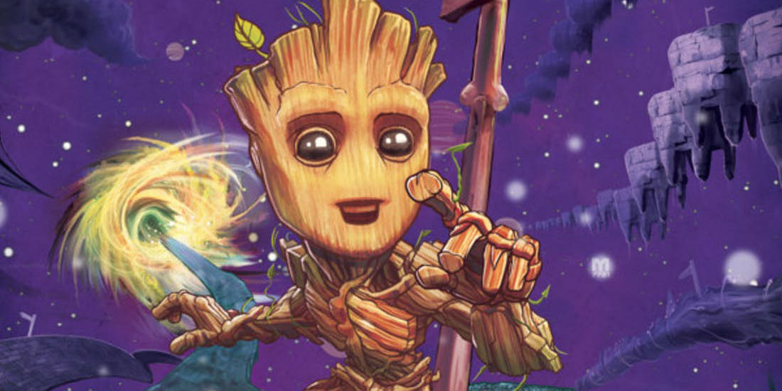 Marvel Announces Baby Groot Comic Book Series | Screen Rant