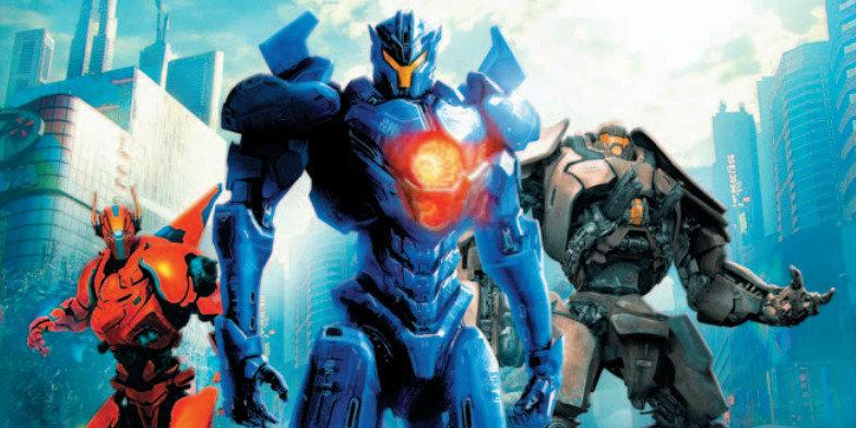 Pacific Rim 2 - Uprising Jaegers