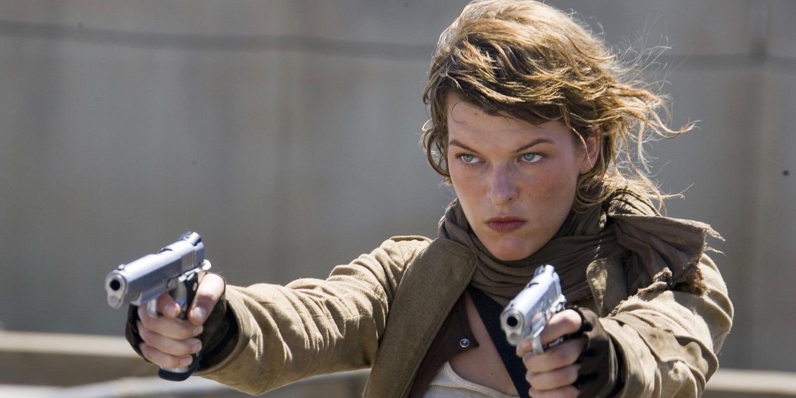 Hellboy Reboot Casts M... Milla Jovovich Hellboy
