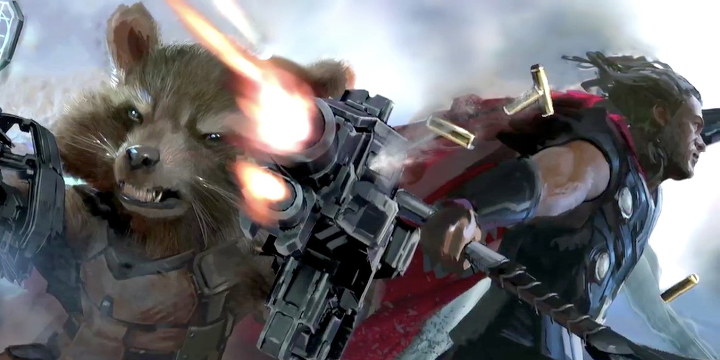 Sean Gunn Confirmed as Rocket Racoon in Avengers: Infinity War