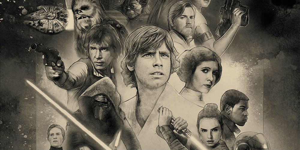 Star Wars Celebration 2017 Poster (cropped)