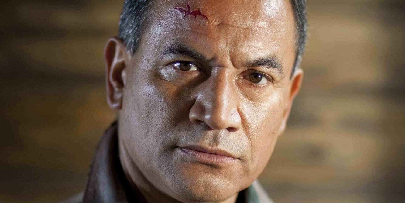 From Earth's End - a New Zealand Comics Blog: First Look: Temuera ...