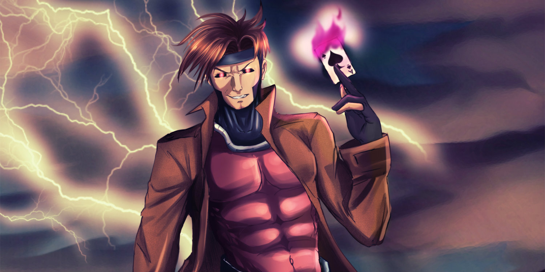 X-Men - Gambit Deviant Art