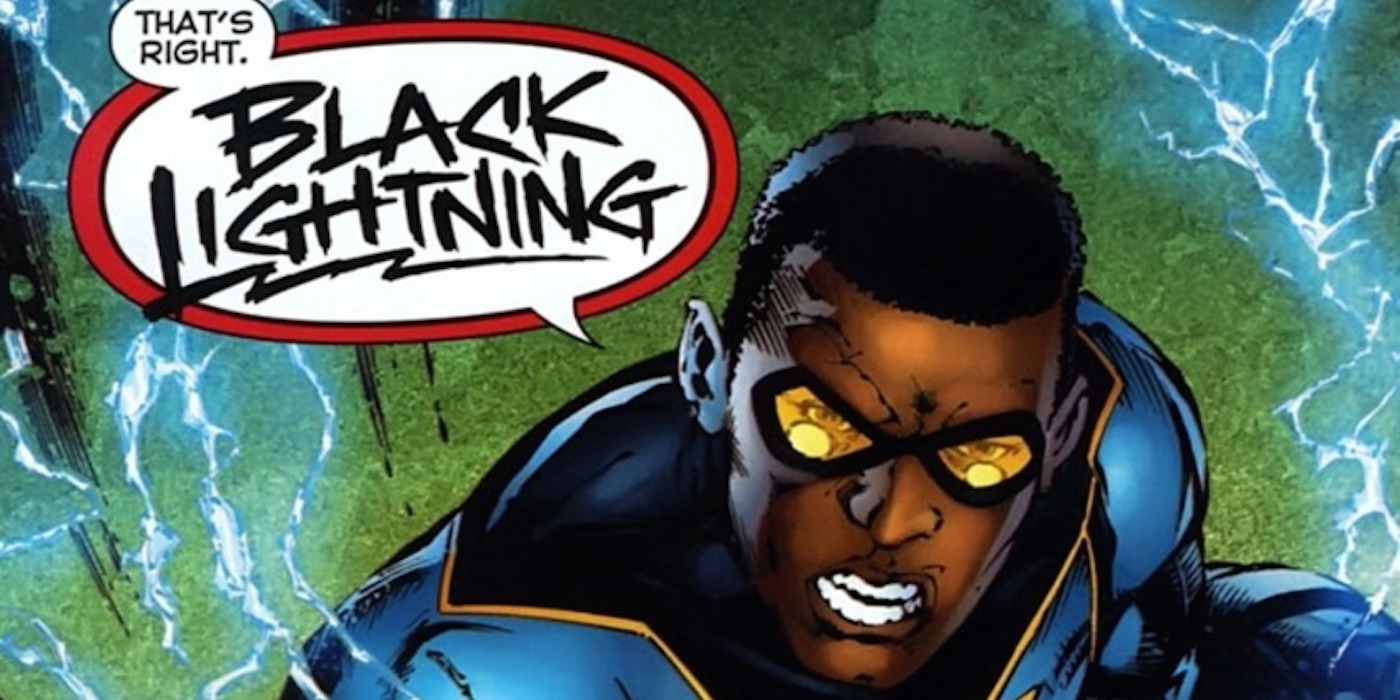 Black Lightning Name