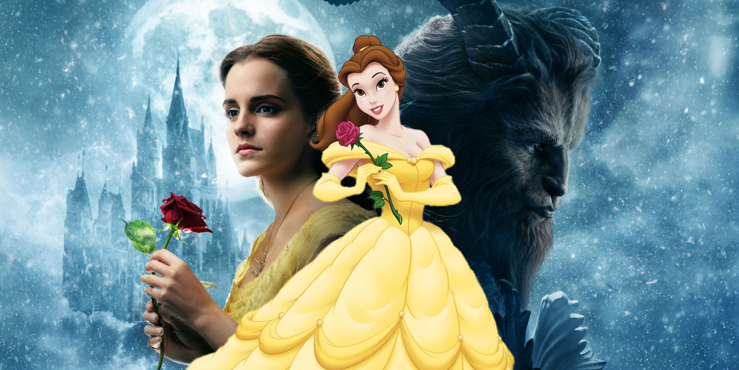 Beauty And The Beast Original Vs Remake Differences