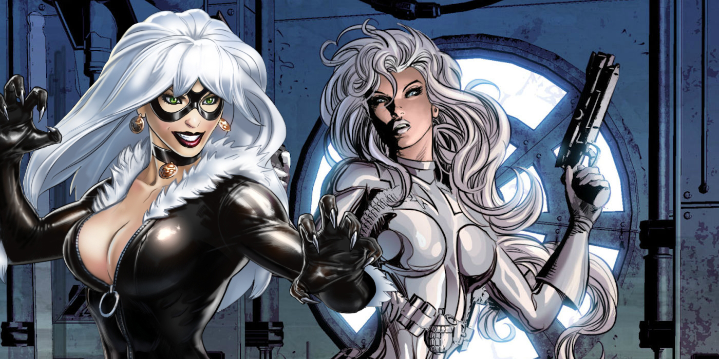 Black Cat and Silver Sable movie