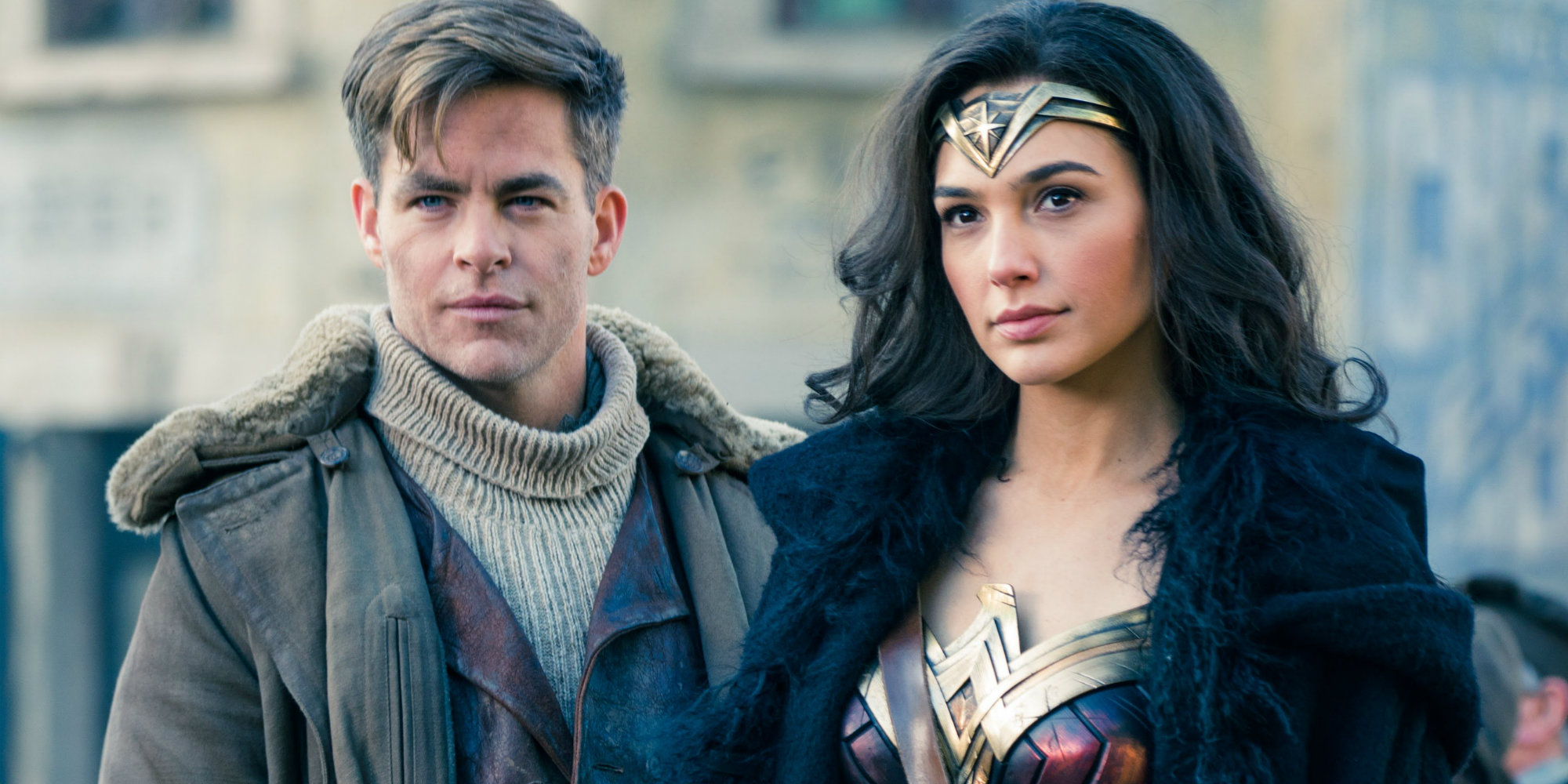 Image result for wonder woman chris pine