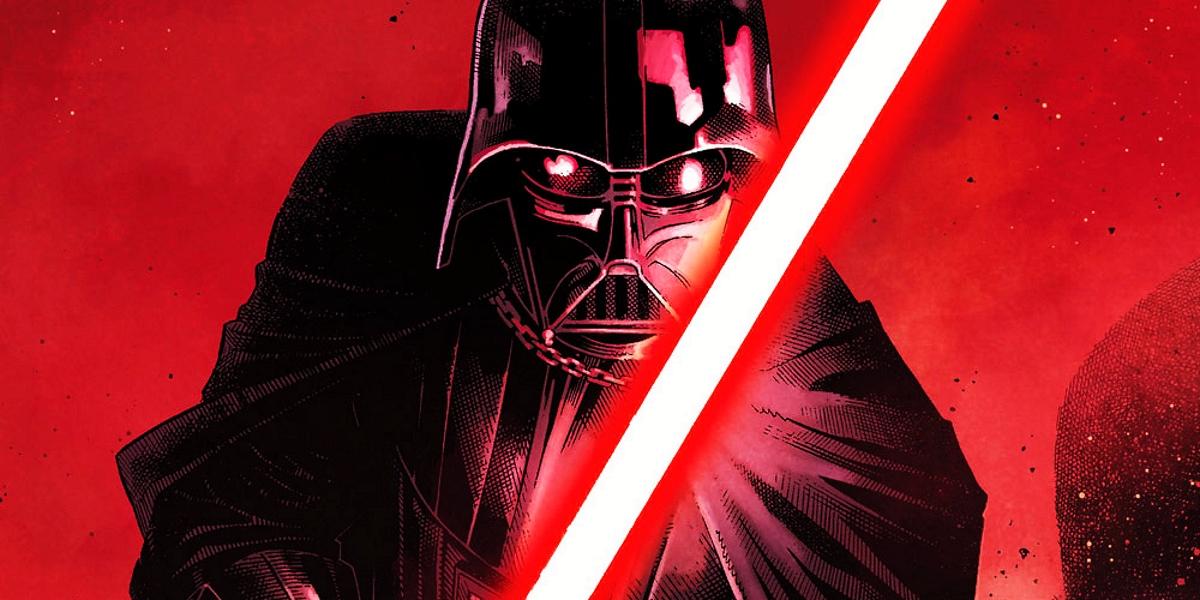 Darth Vader New Marvel Comics