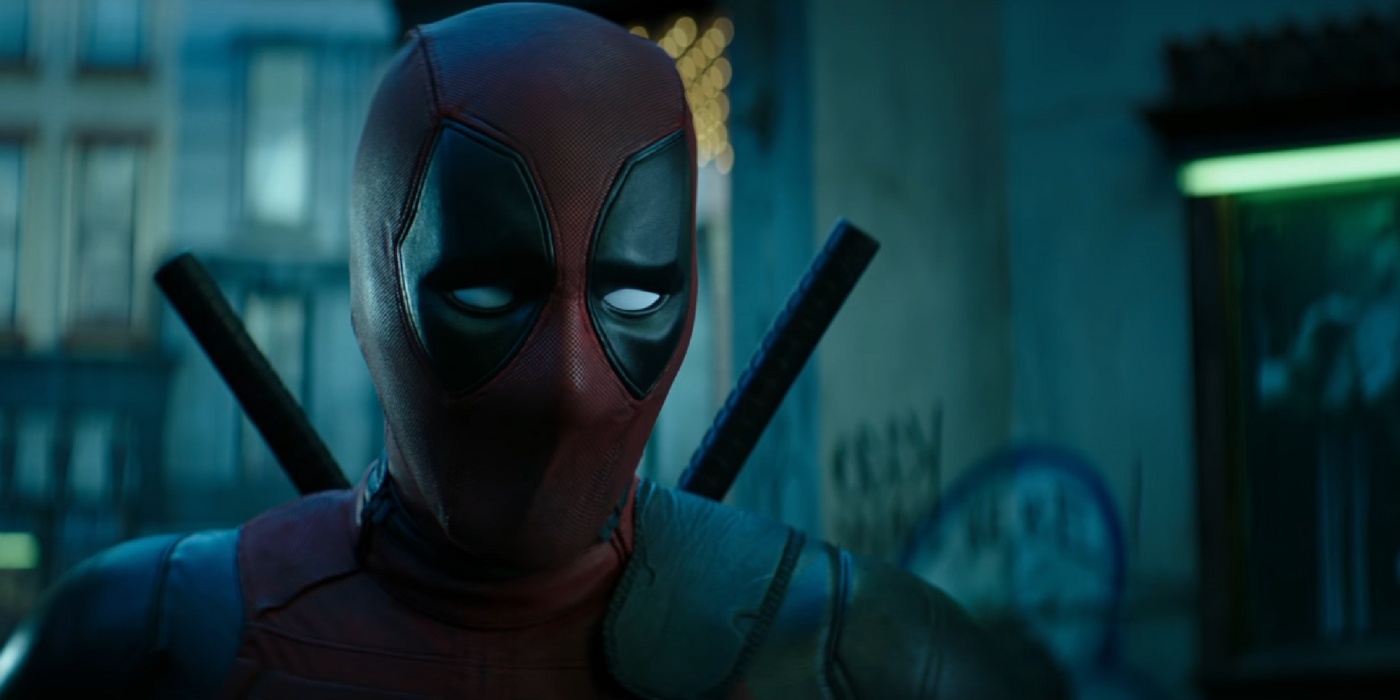 deadpool s teaser text included an essay on the old man and the deadpool 2 teaser trailer shocked response