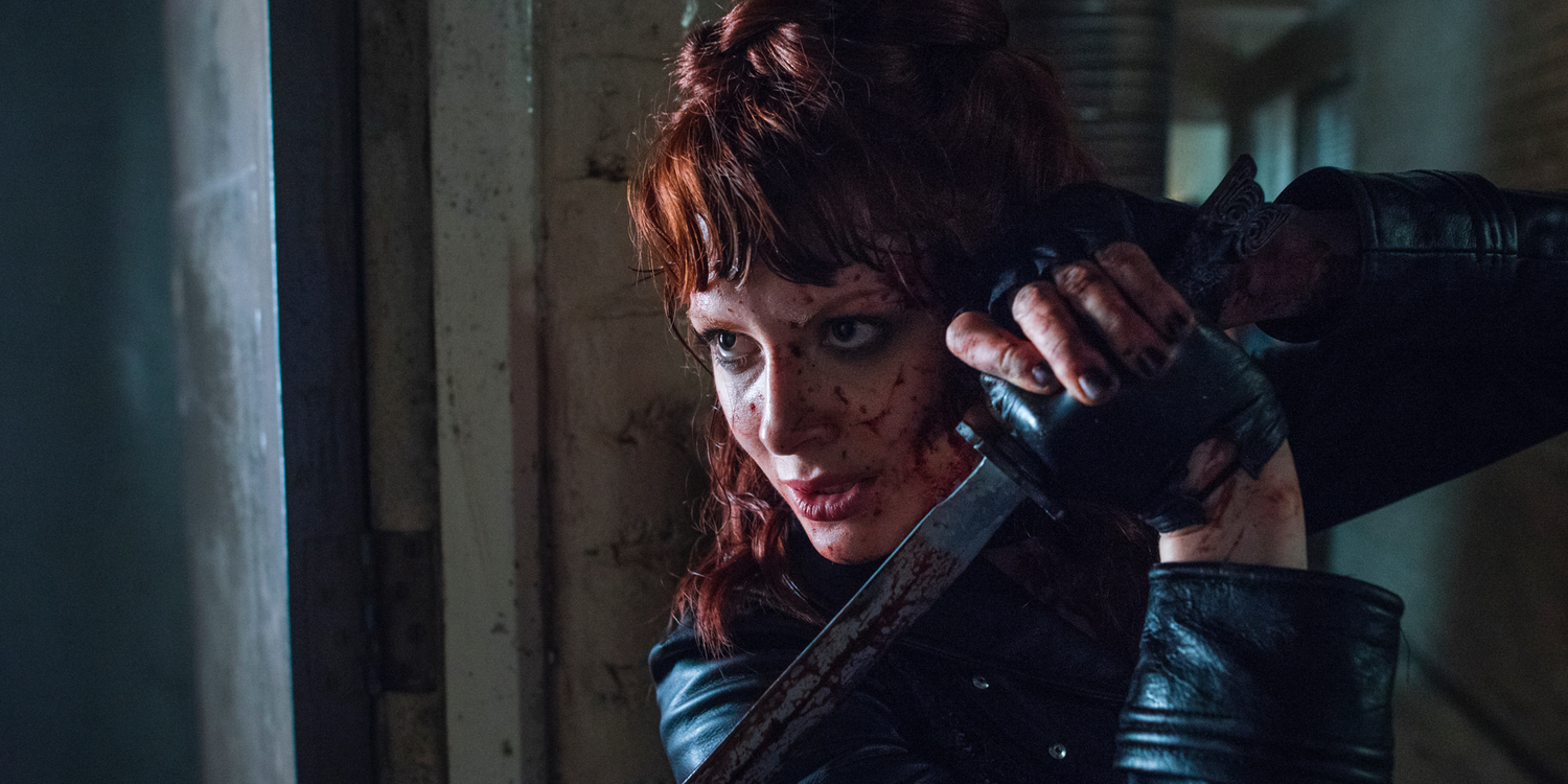 Emily Beecham in Into the Badlands