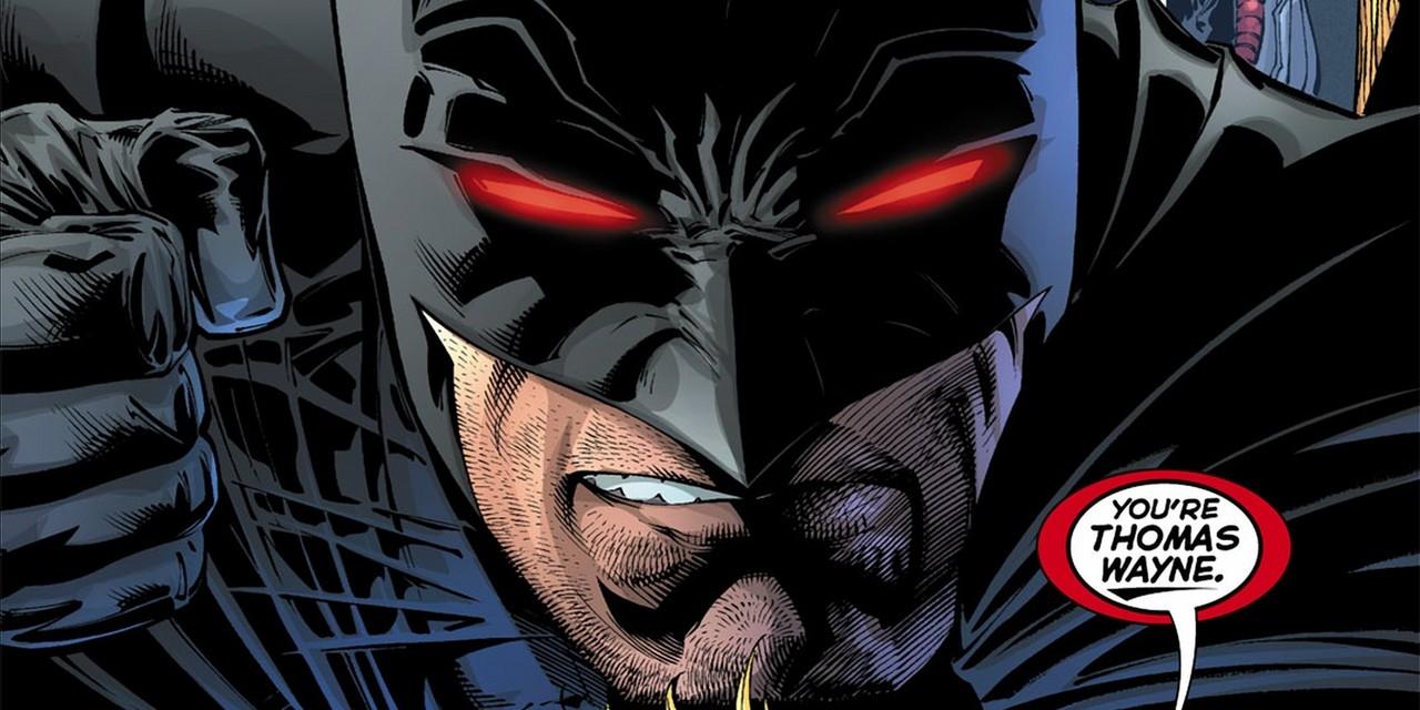 Thomas Wayne Batman Flashpoint