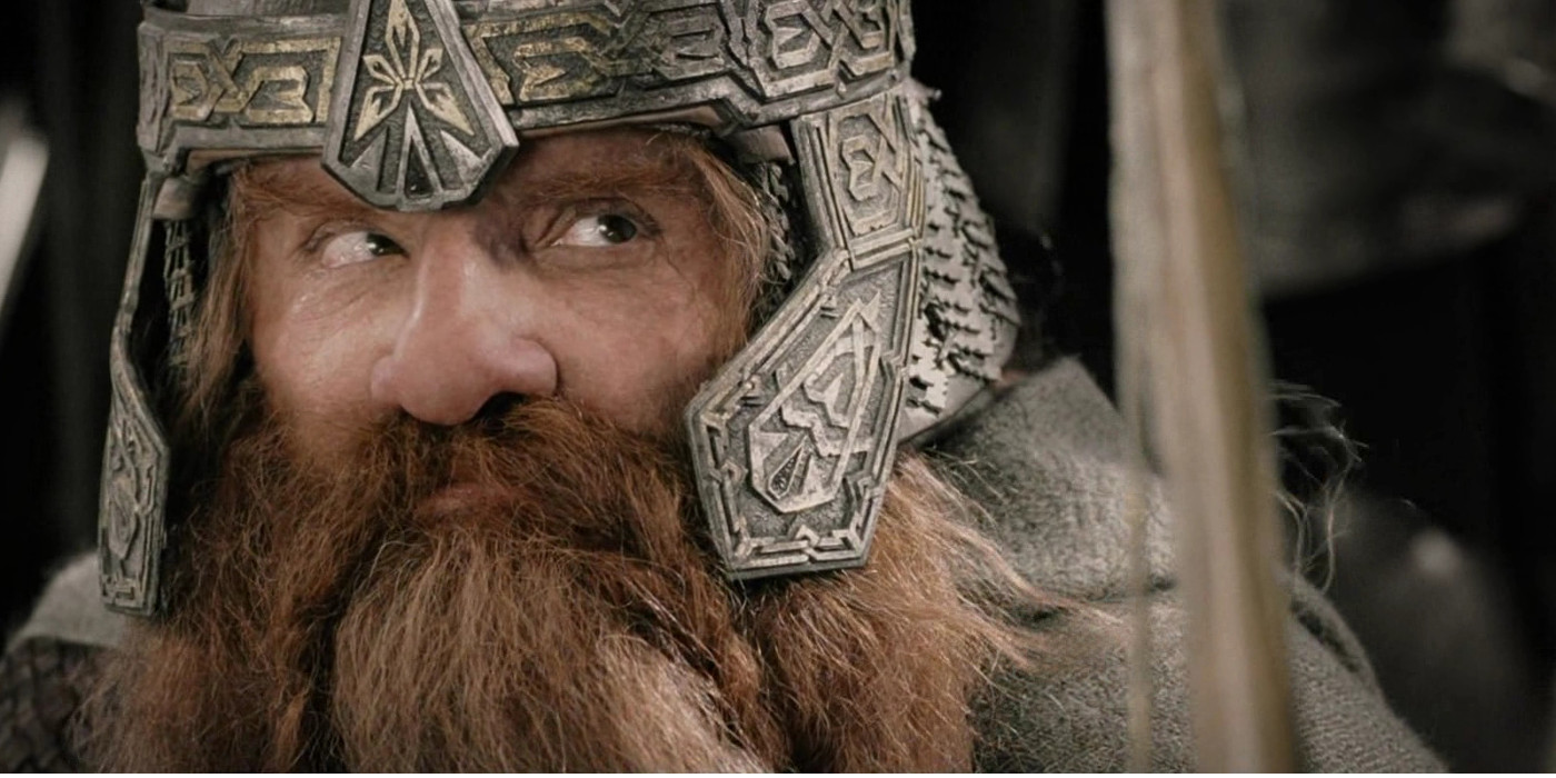 Dwarf King Lord Of The Rings