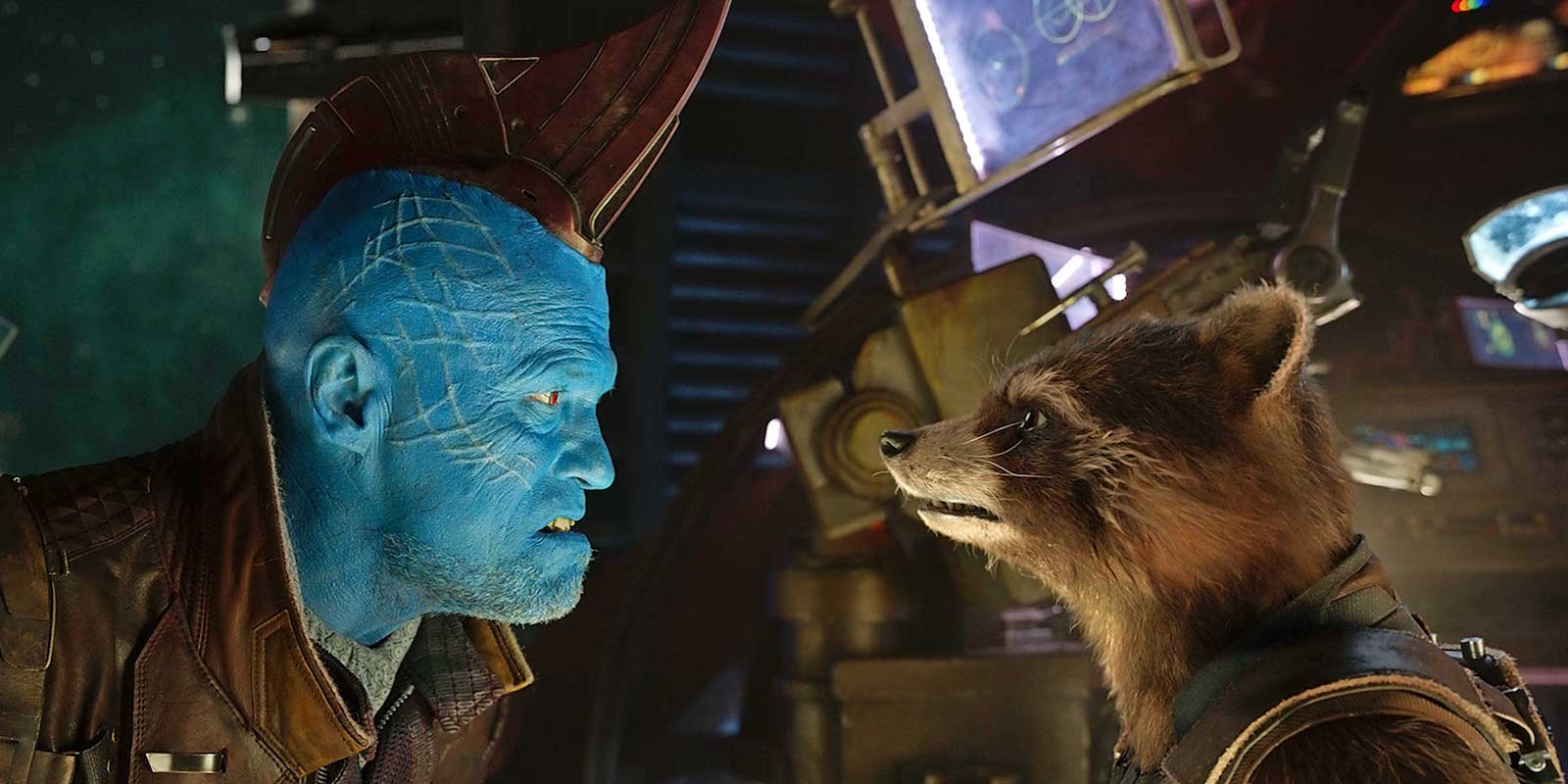 screenrant.comGuardians of the Galaxy 2 Images Spotlight Yondu, Ego and Rocket