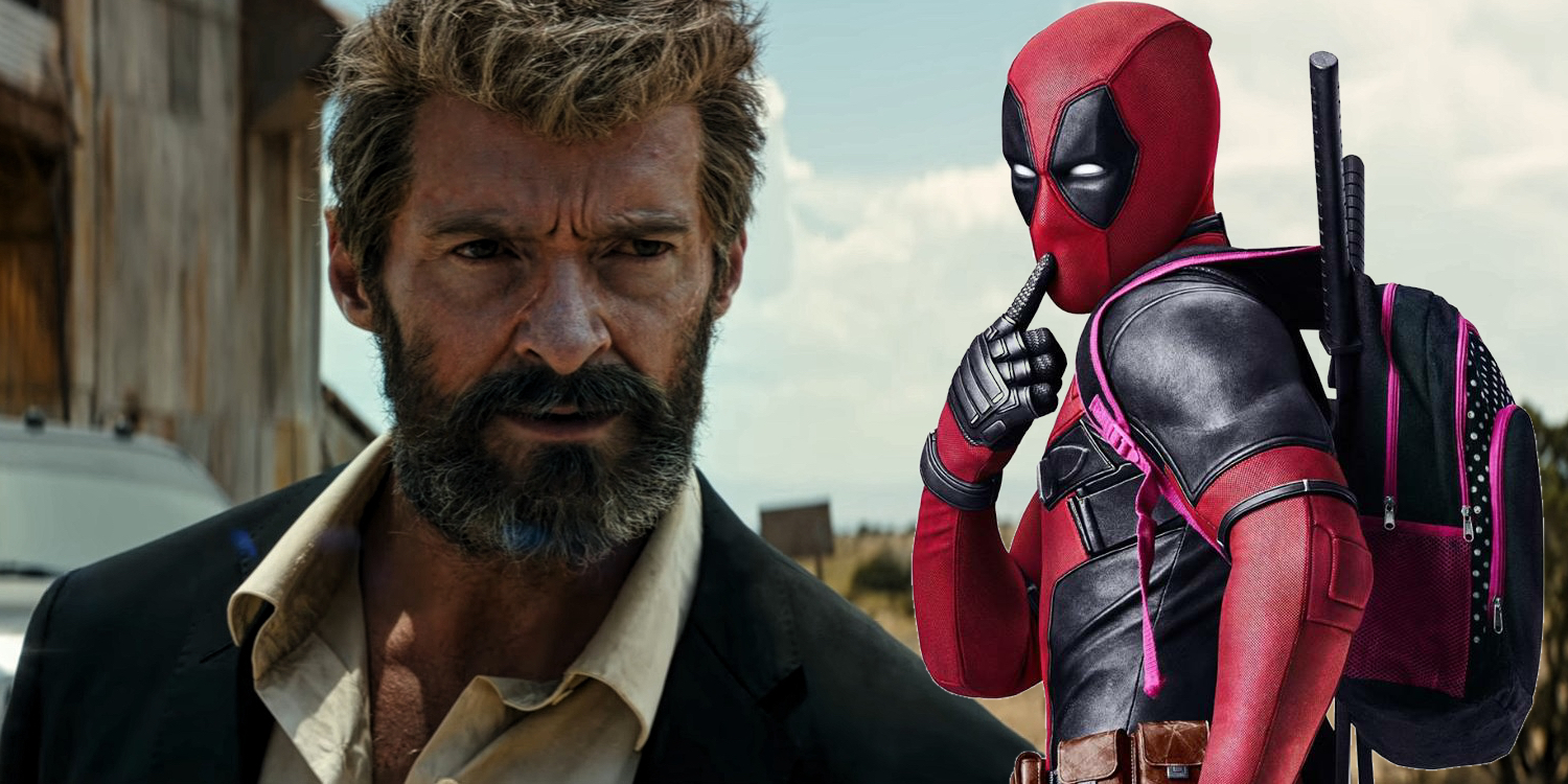 Hugh Jackman Ryan Reynolds Wolverine Logan Deadpool