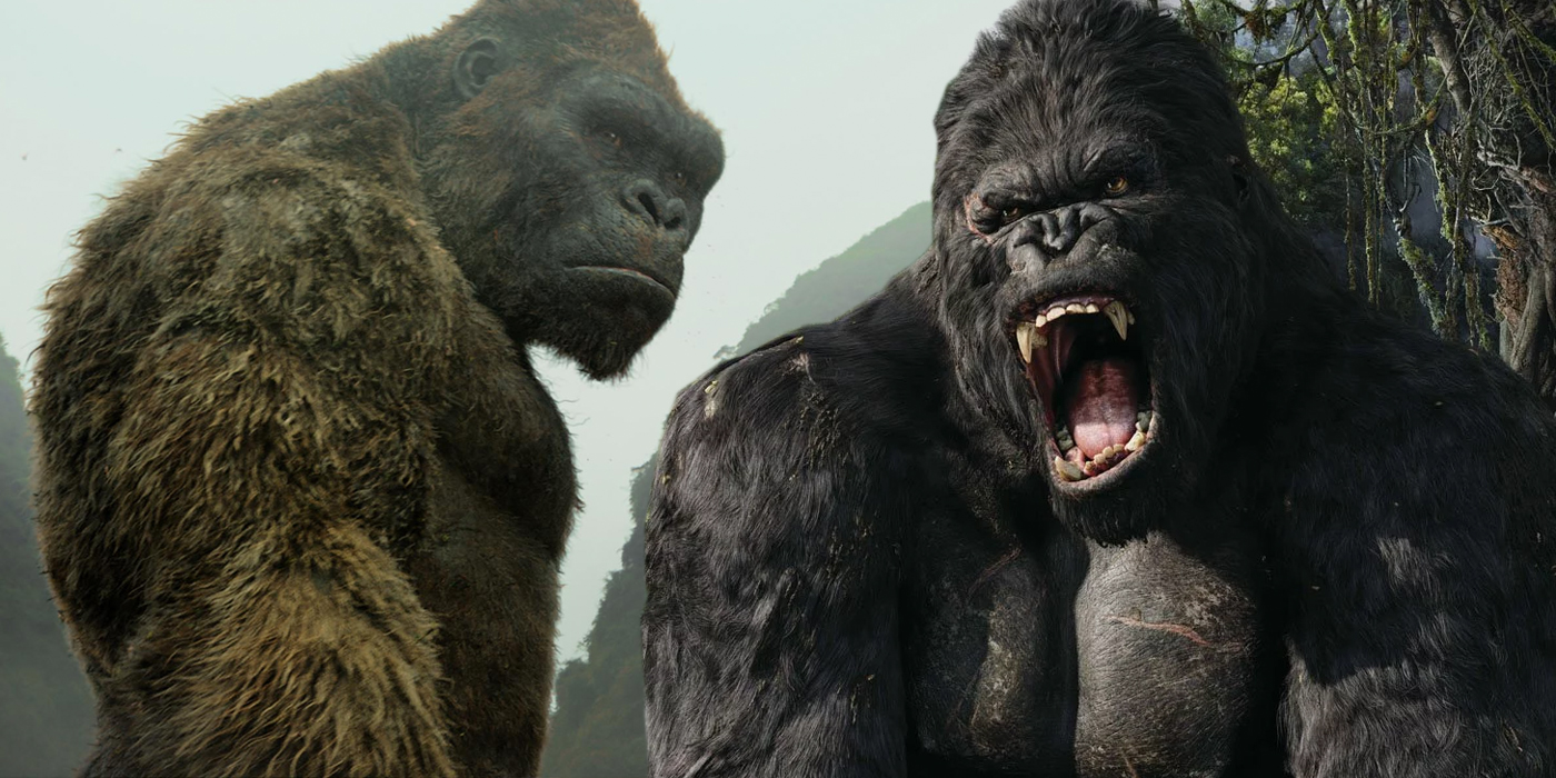 King Kong And Skull Island