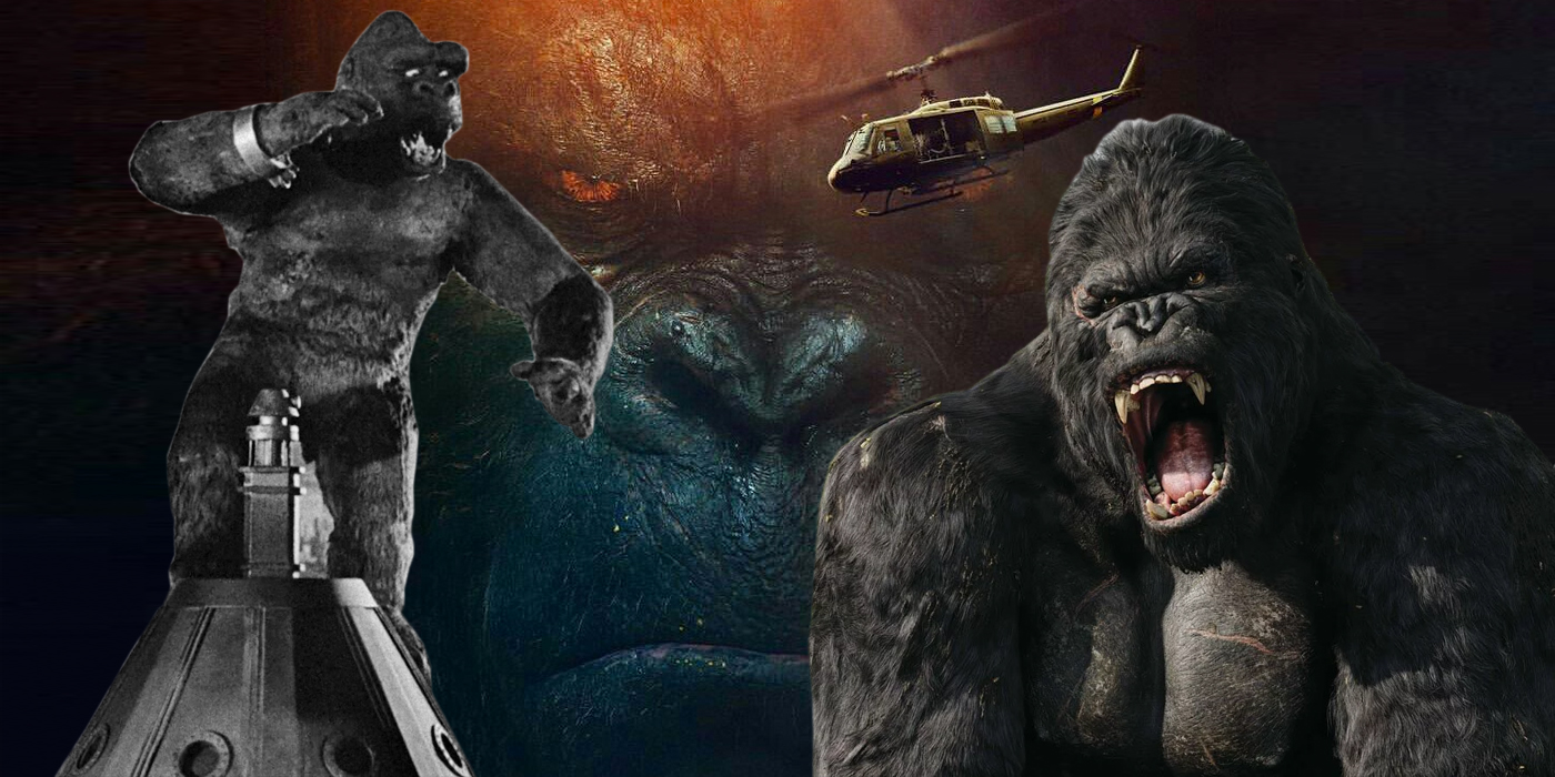 Kong: Skull Island: Kong: Skull Island Is (Nearly) The Best King Kong Movie