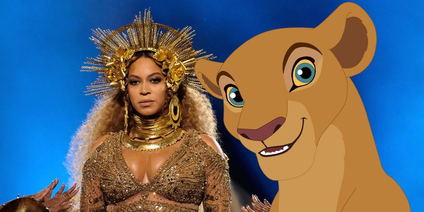Lion King Beyonce Nala