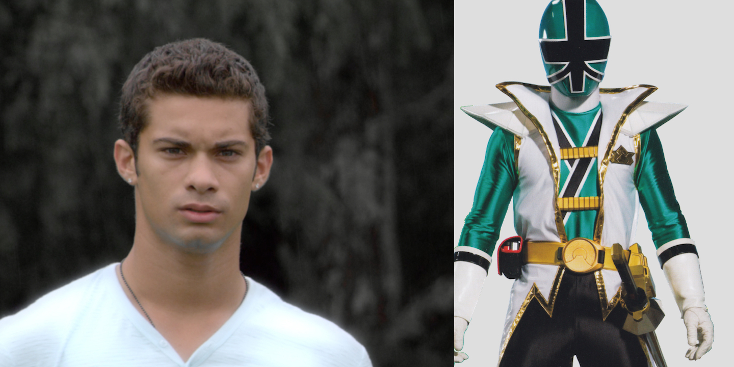 Power Rangers: Every Green Ranger, Ranked Worst To Best