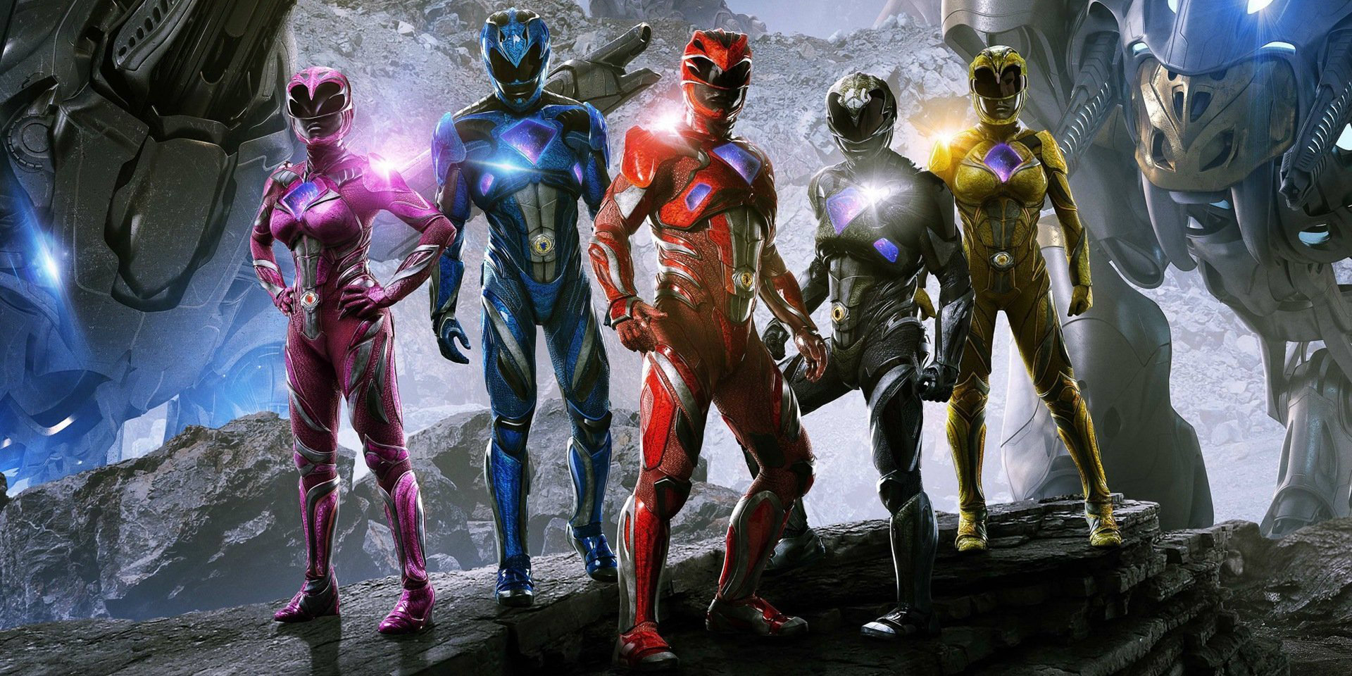 Power Rangers 2017 Movie Review Screen Rant