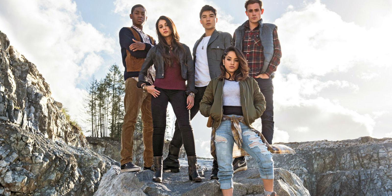 Power Rangers 2017 movie cast
