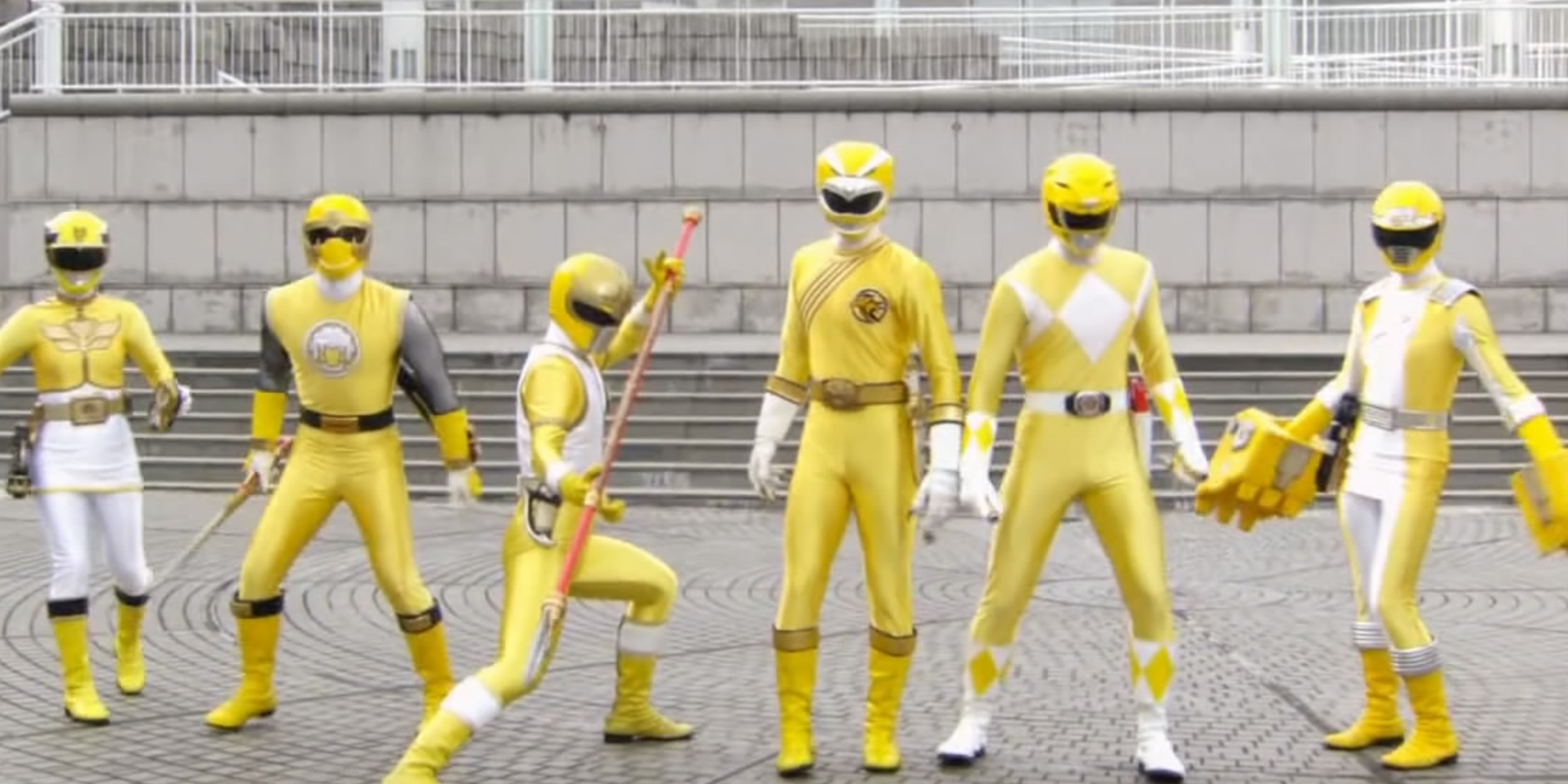 The History Of The Yellow Power Ranger | ScreenRant