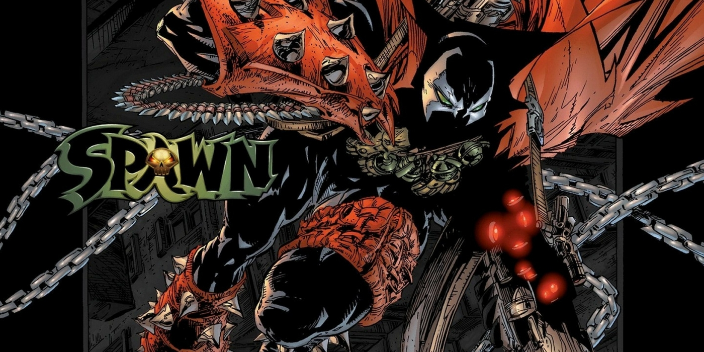 Spawn Animated Film Art