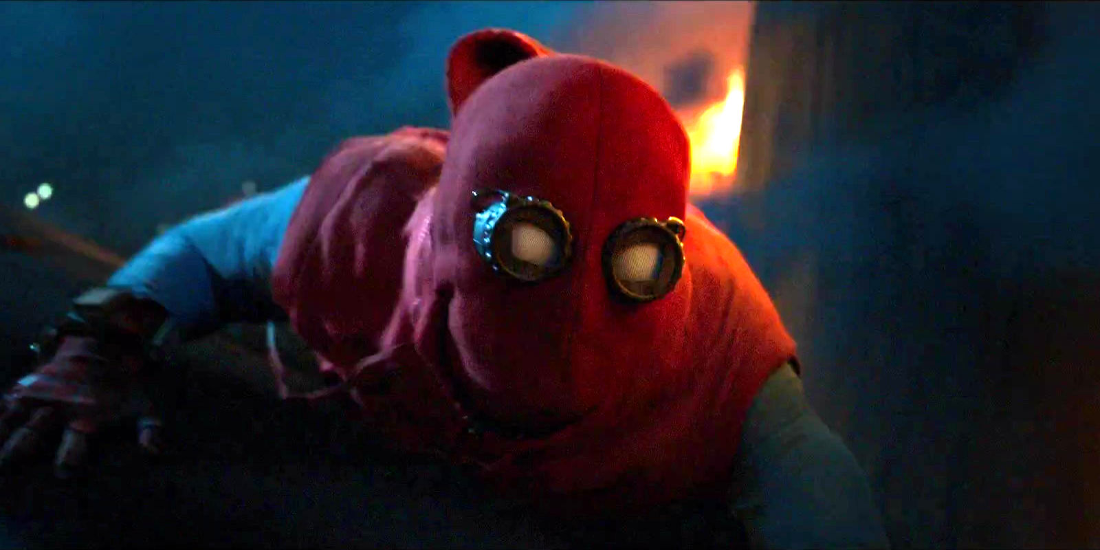 spider man homecoming as a horror film screen rant