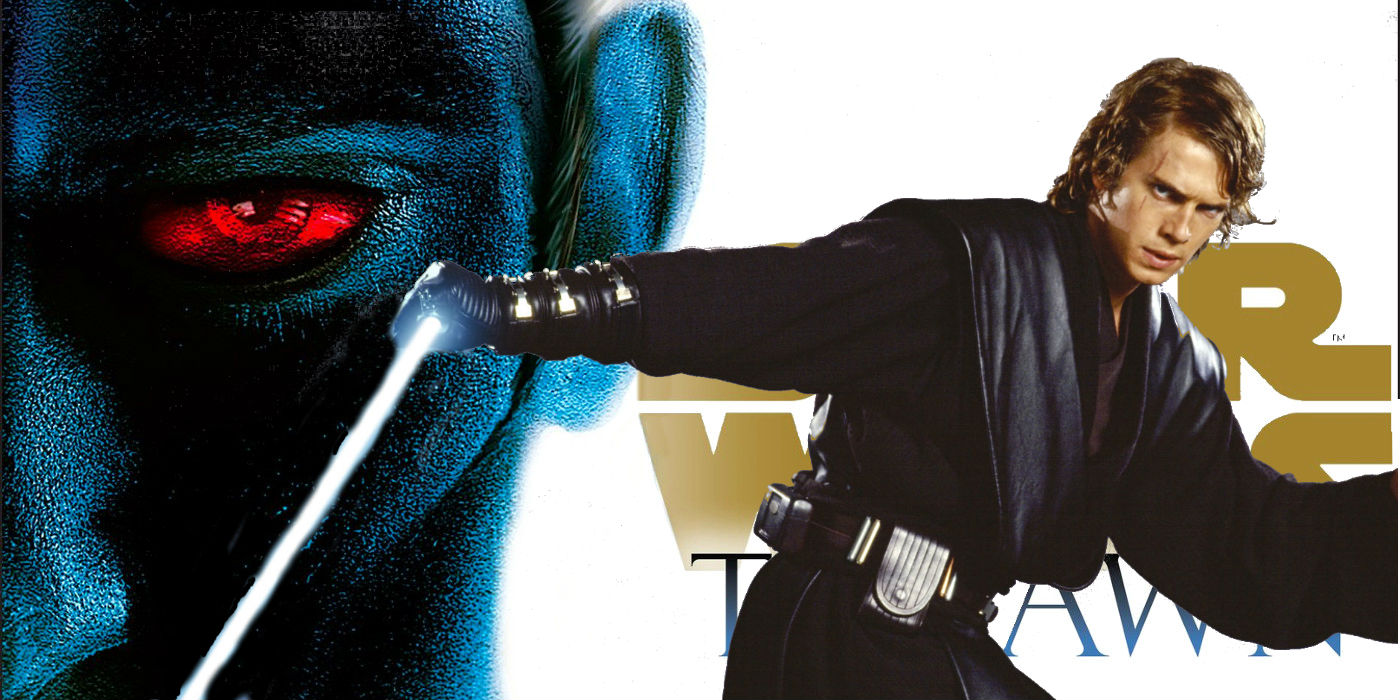 Thrawn novel excerpt reveals anakin skywalker connection - Vaisseau star wars anakin ...