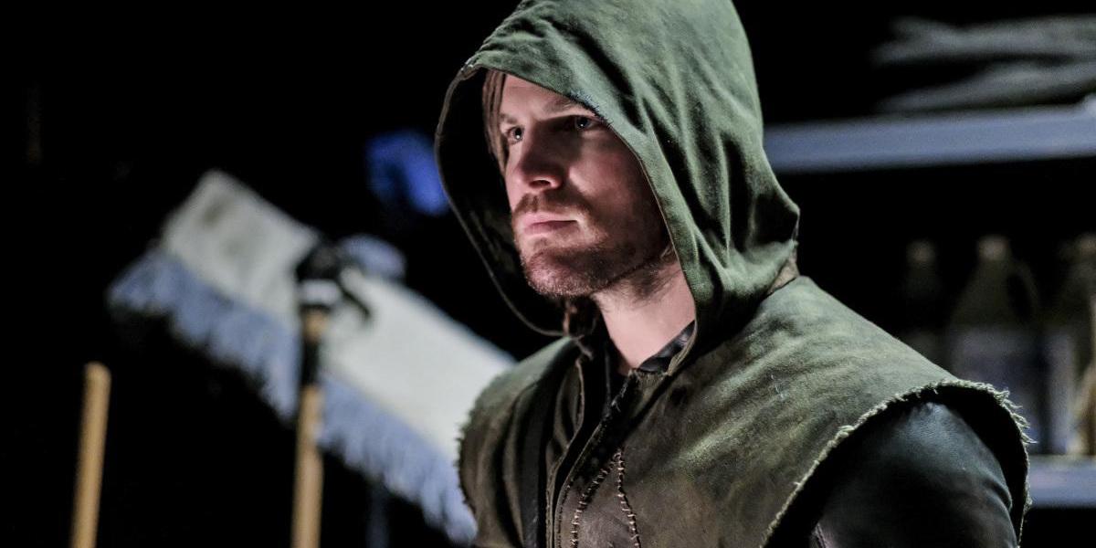 Arrow Season  No Longer On The Island