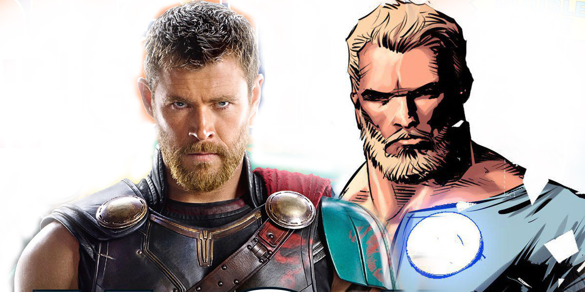 Why Thors Hair Is Different In Ragnarok Screen Rant - Change hairstyle ragnarok
