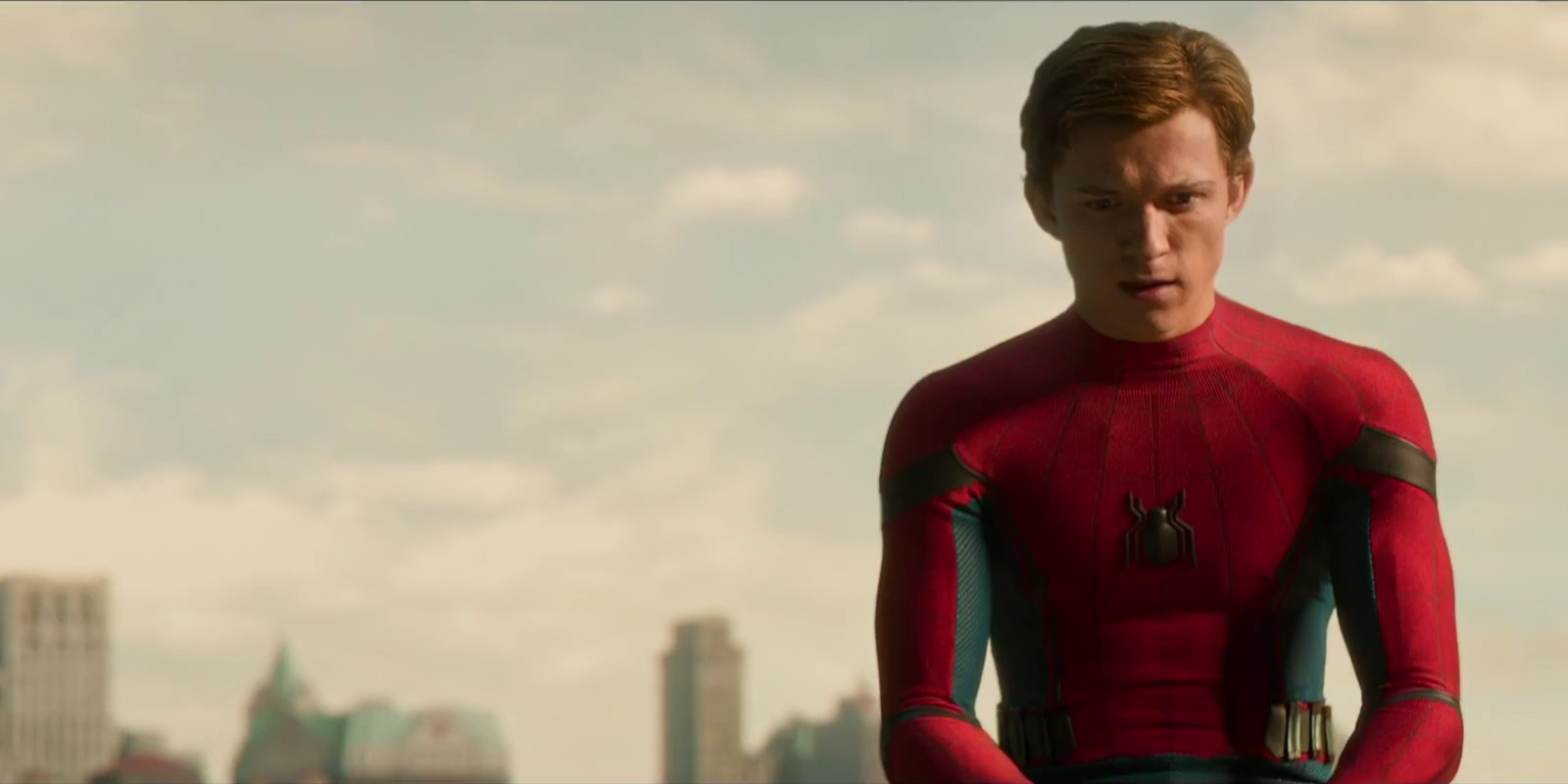 Tom Holland Says Spider-Man Is 'Most Relatable' Superhero