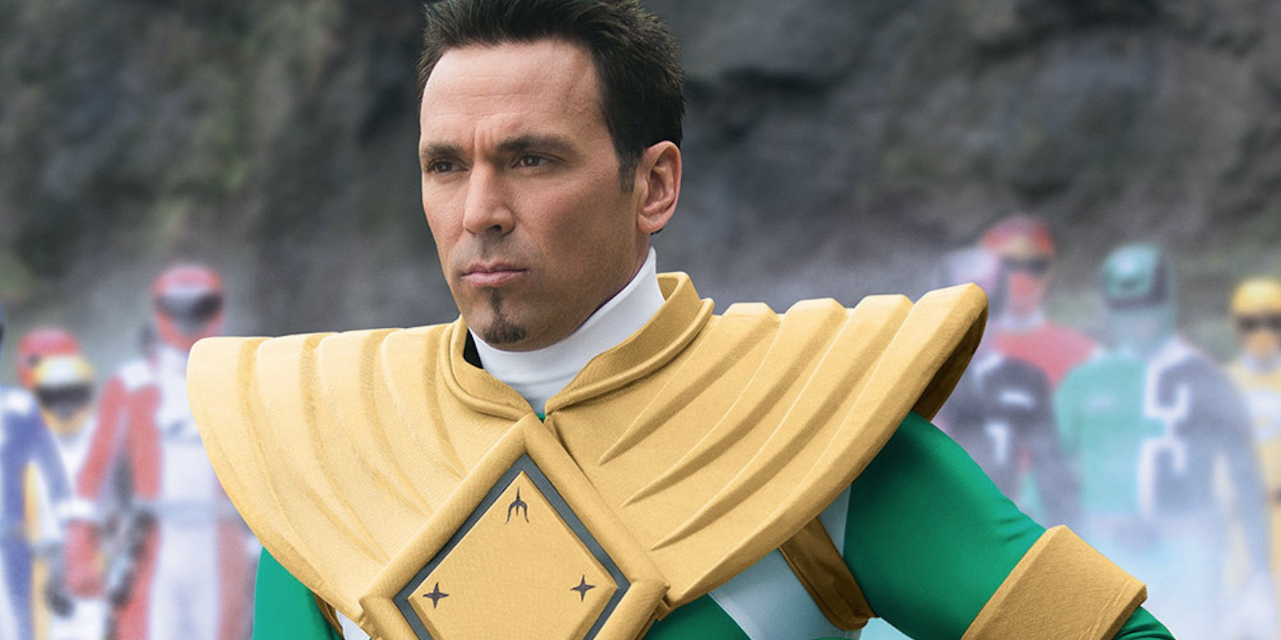 Will the New Green Power Ranger be Female? | Screen Rant  Tommy