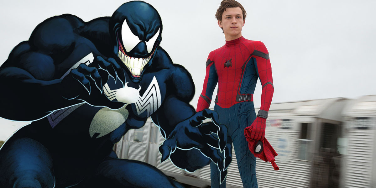 Venom and MCU Spider-Man