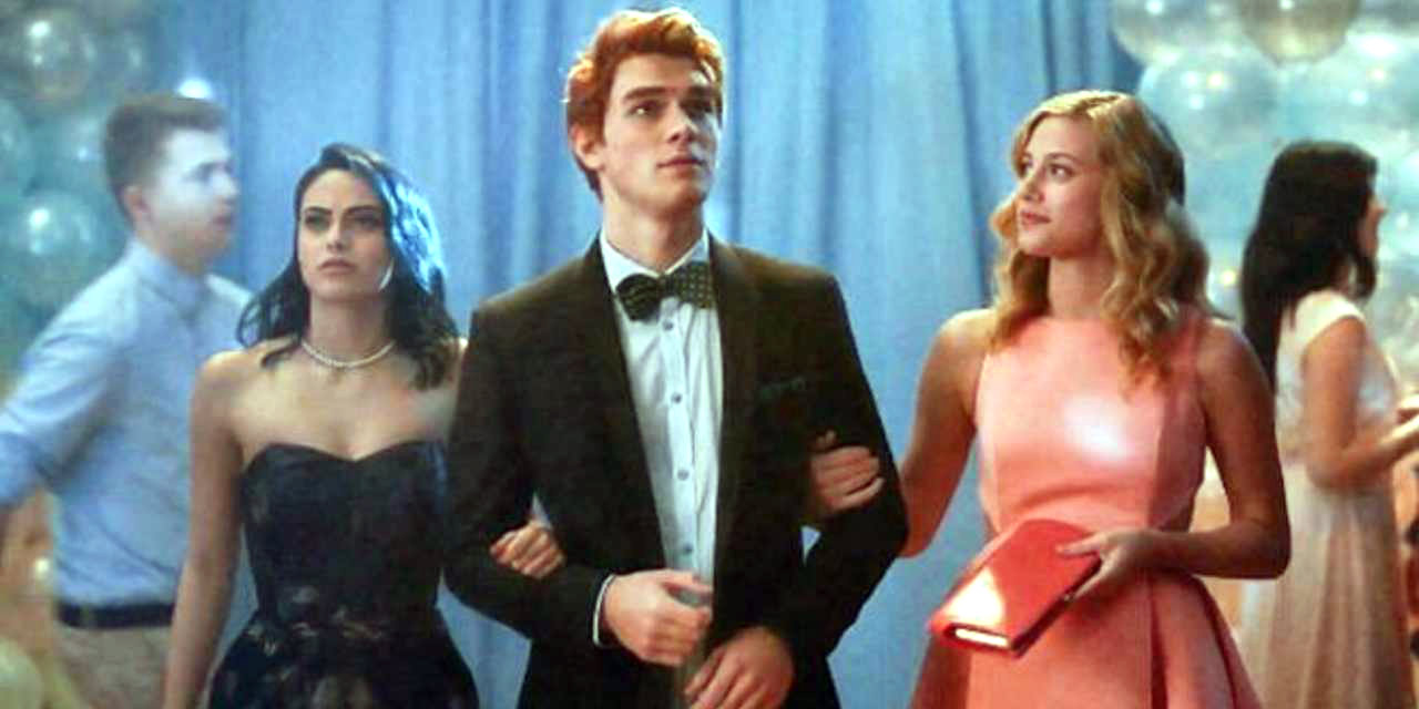 Image result for Riverdale archie betty and veronica