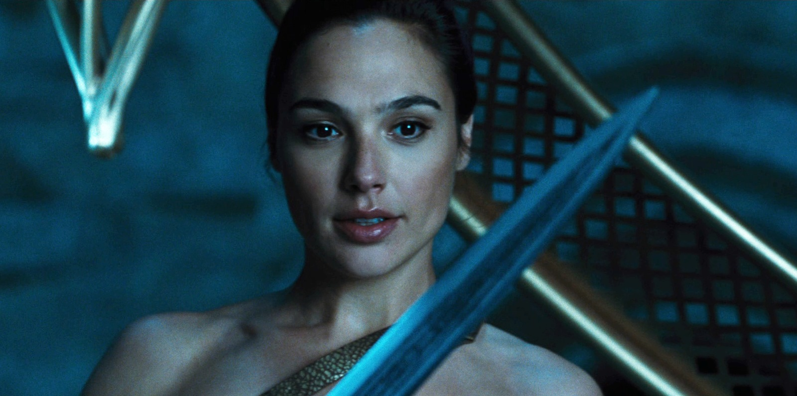 Wonder Woman Trailer Diana Sword