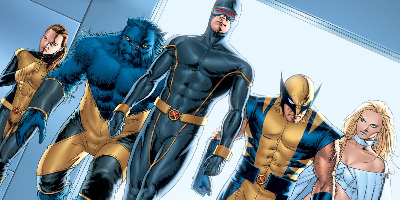 X Men Cast X-Men TV Series...
