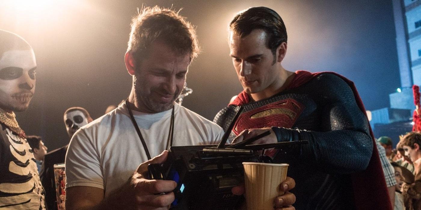 How Zack Snyder