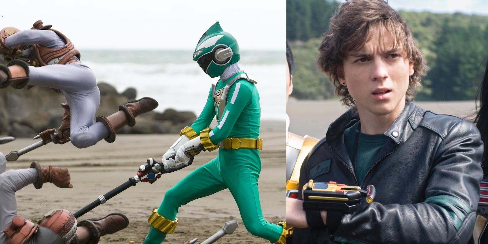 Power Rangers: Every Green Ranger, Ranked Worst To Best