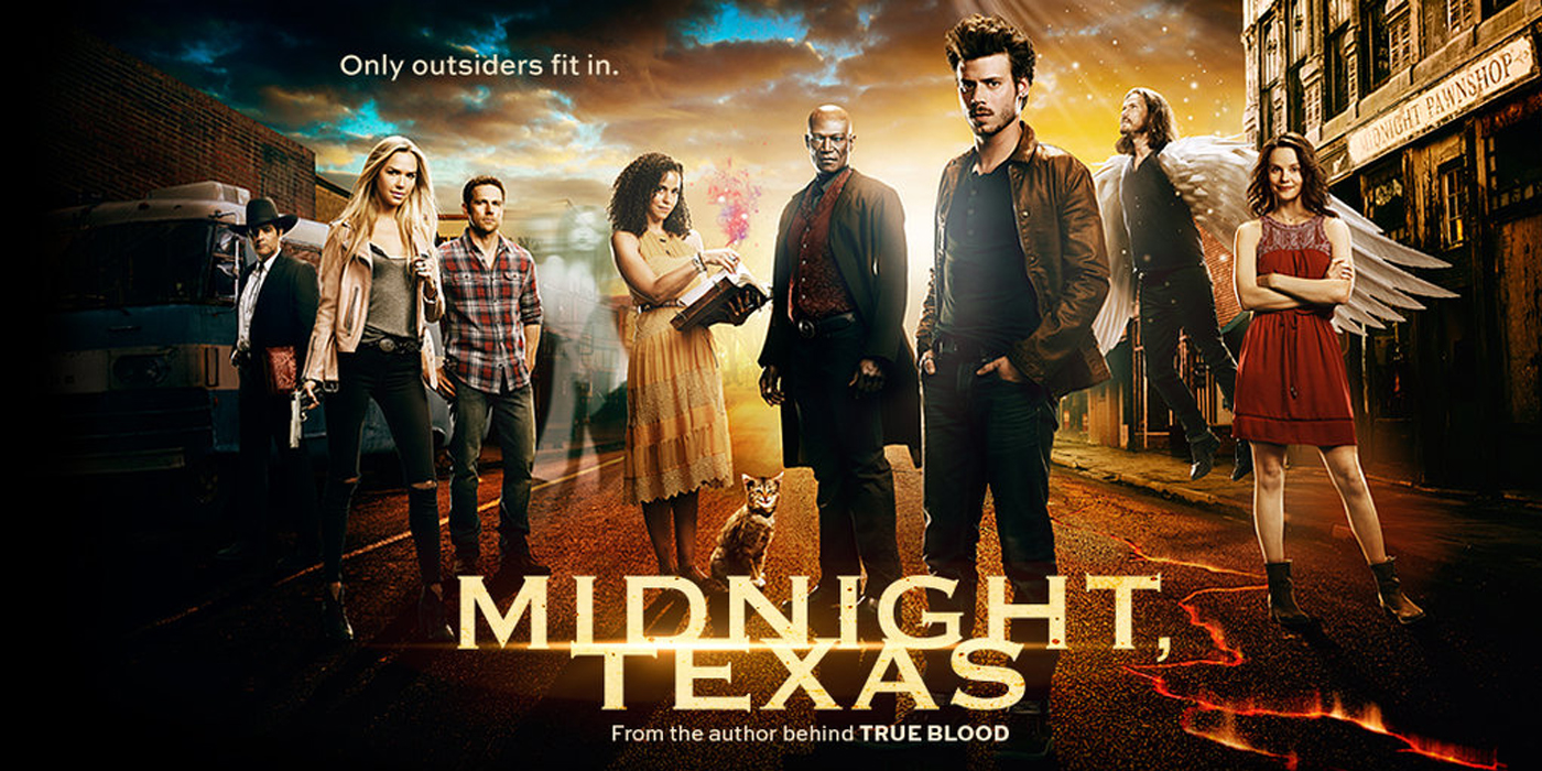 Midnight Texas poster cast