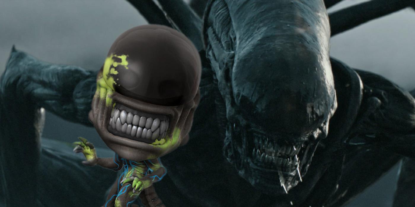 Alien Covenant Funko Pop Figures Revealed Screen Rant