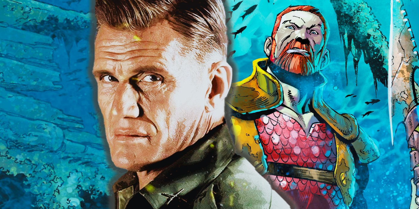 Dolph Lundgren's 'Aquaman' King Explained | Screen Rant
