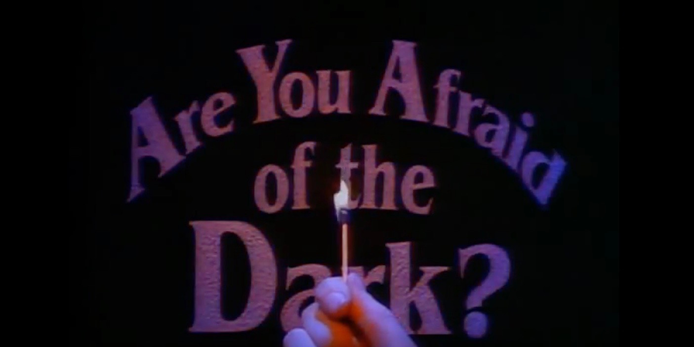 Are You Afraid of the Dark? Movie Gets a Release Date