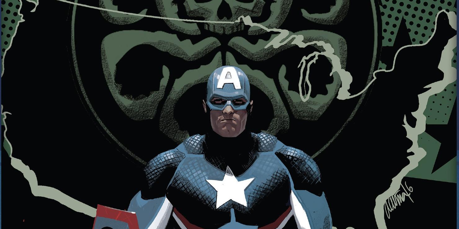 Captain America Hydra