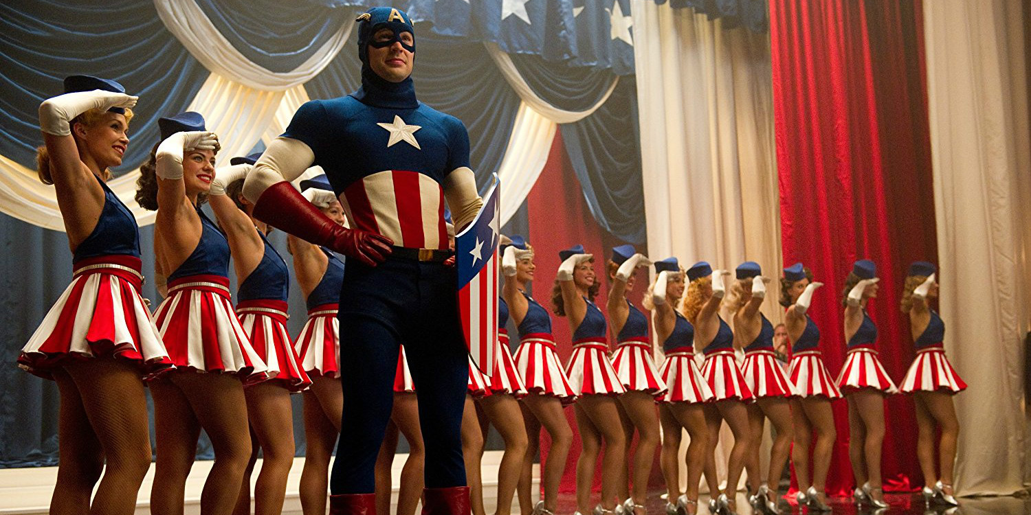 Captain America The First Avenger USO