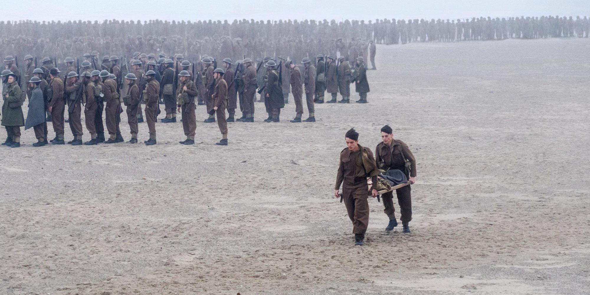 Christopher Nolan's Dunkirk Features Handheld IMAX Camerawork
