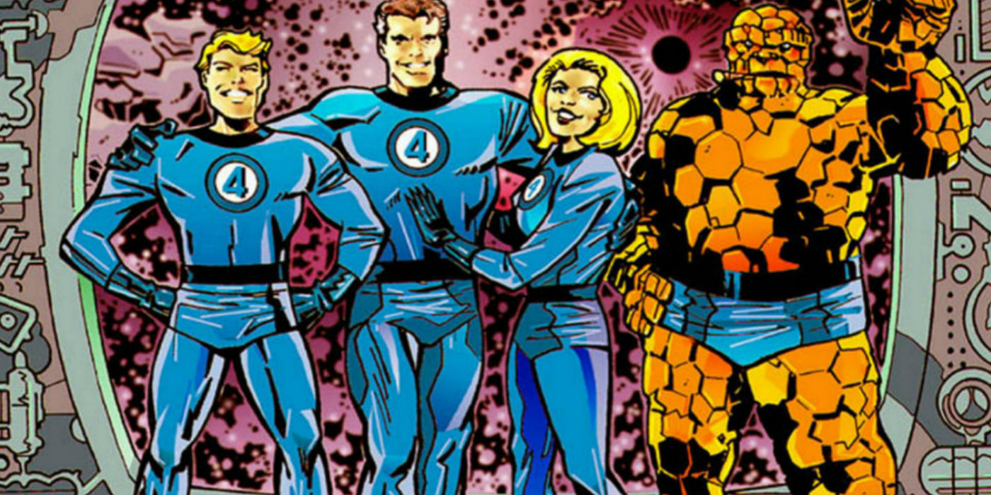 Image result for fantastic four comic