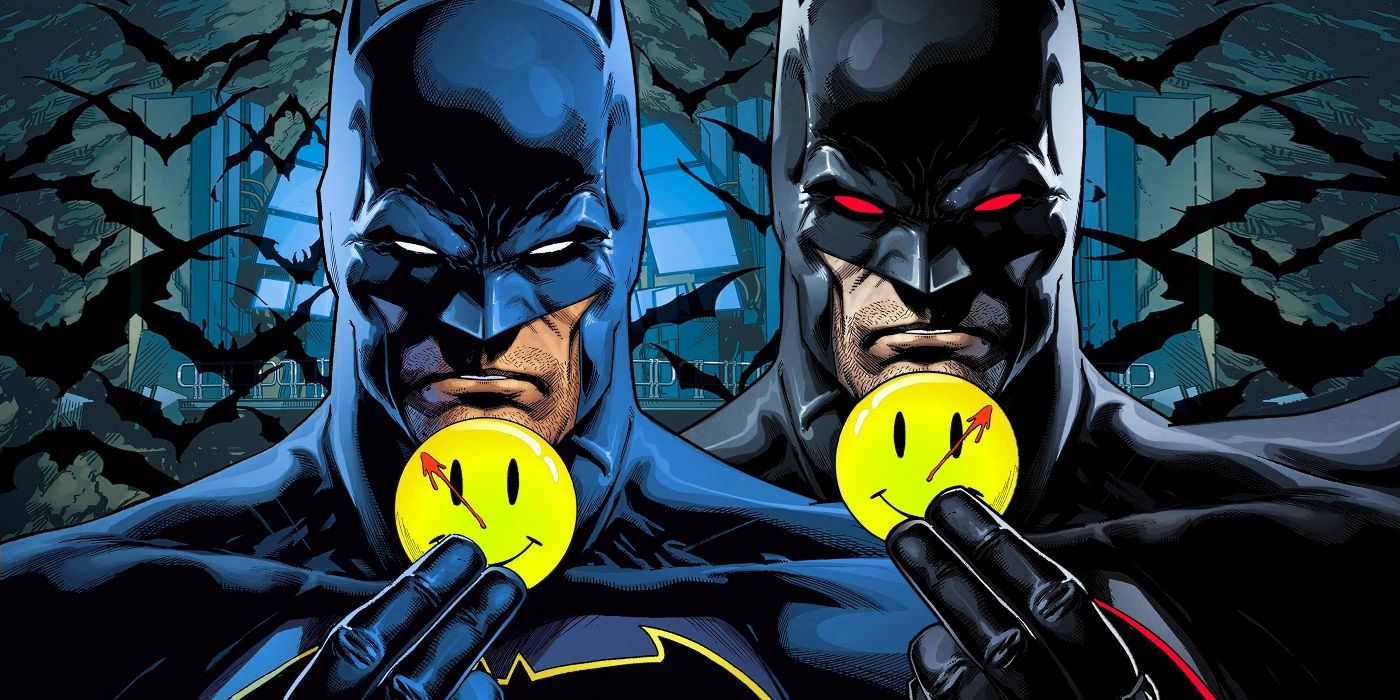 batman finally meets his flashpoint father screen rant